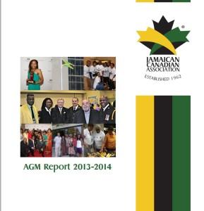 AGM Report 2013-2014