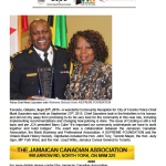 chief saunders reception