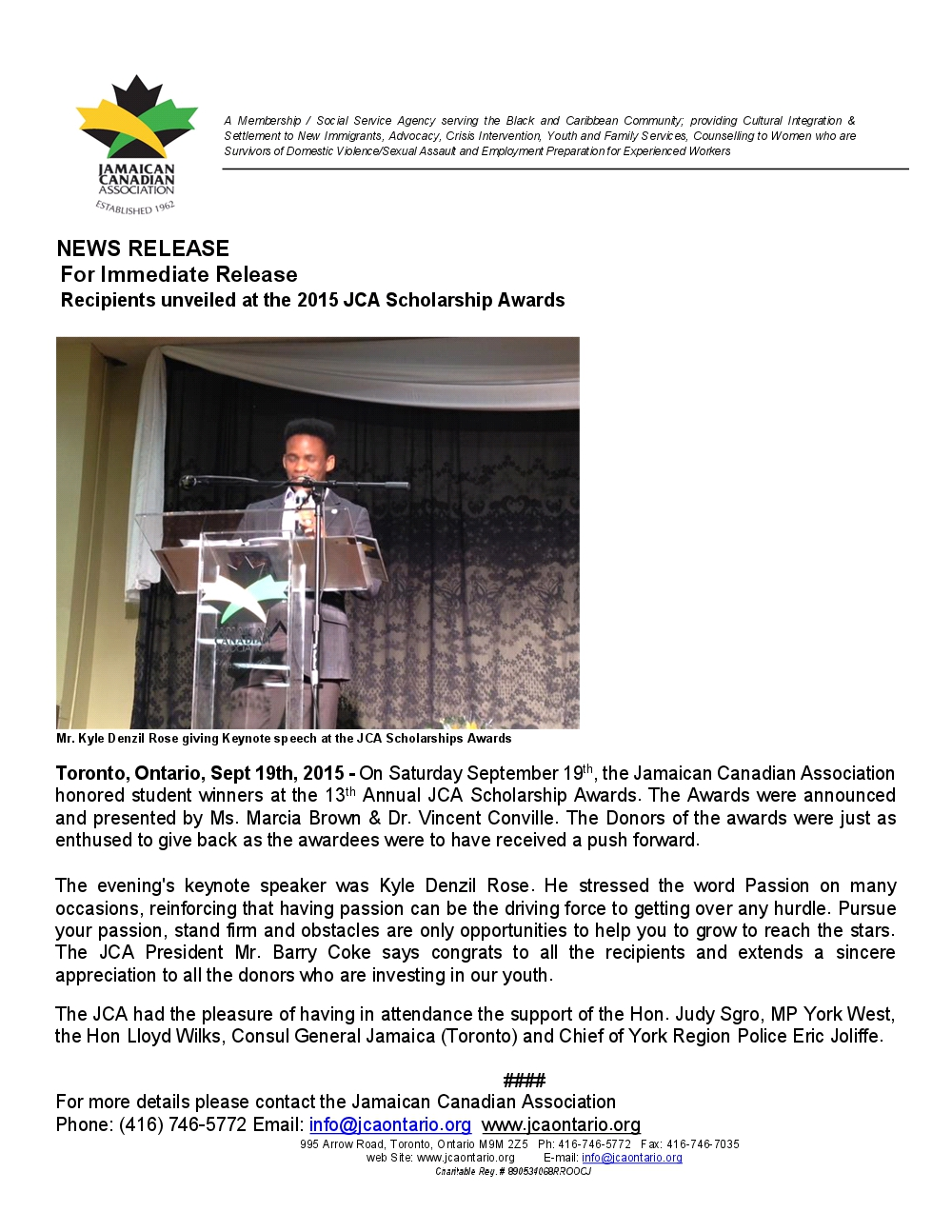 canadian essay scholarships 2010 Canada graduate scholarships - master's program scholarships for graduate students undertaking research either in health, natural sciences, engineering awards for canadians, permanent residents of canada and citizens of developing countries pursuing their doctoral studies at a canadian university.