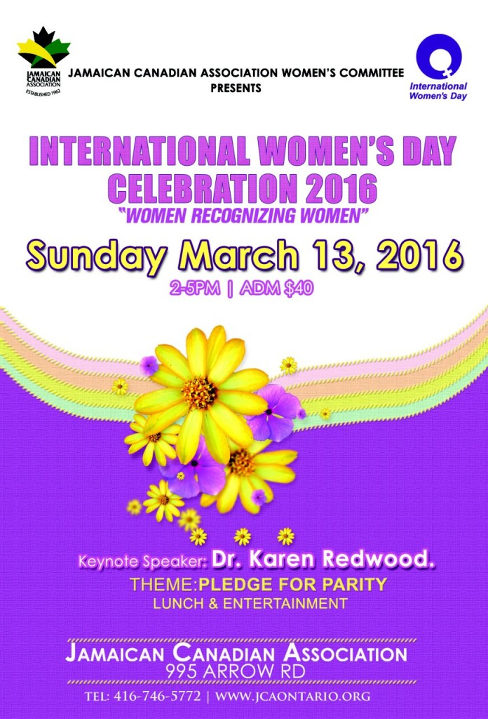 WOMENS DAY 2016