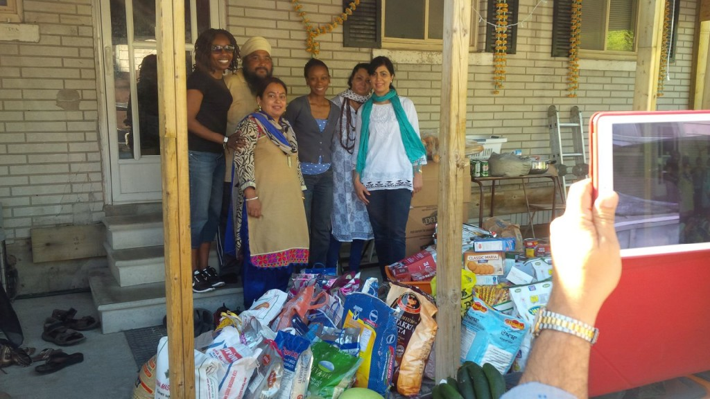 Sai Dham Food Bank